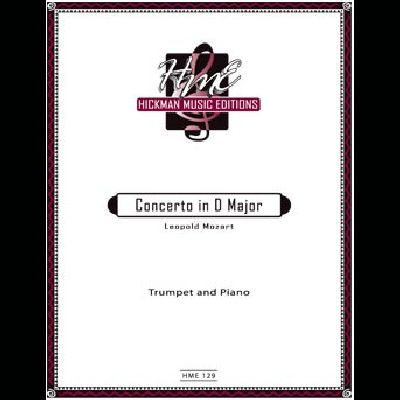Mozart, L. - Concerto in D Major (Hickman Music Editions)