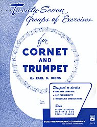 Irons - 27 Groups of Exercises (Southern Music Company)